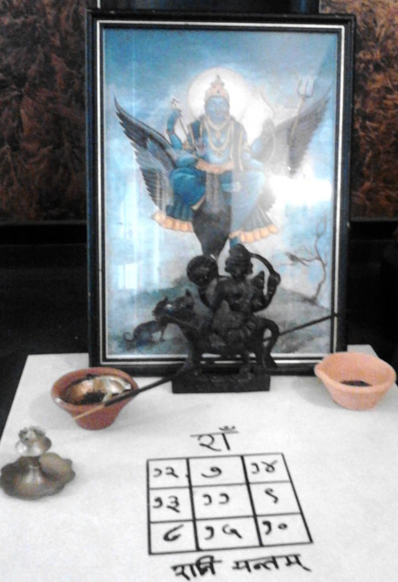 Arogya Ayurvedic Health - Remembering the Grace of Saturn (Shani)